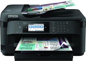 imprimante A3 2. Epson Workforce WF-7715DWF avis