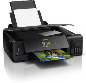 imprimante A3 6. Epson EcoTank ET-7750 avis