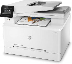 imprimante laser 4. HP Color Laserjet Pro MFP M283fdw avis