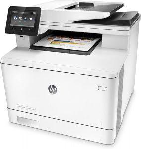 imprimante laser couleur 6. HP Color LaserJet MFP M477fnw avis