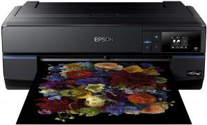 imprimante photo 7. Epson Surecolor Sc-P800 avis