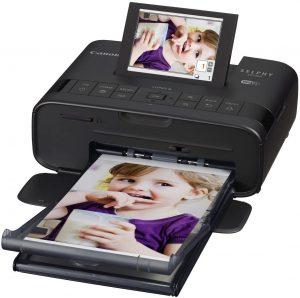 imprimante photo smartphone 6. Canon Selphy CP1300 avis
