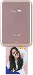 imprimante photo smartphone 7. Canon Zoemini avis
