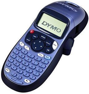 imprimante pour etiquettes 1. Dymo LetraTag LT100H avis