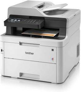 imprimante professionnelle 2. Brother MFC-L3750CDW avis