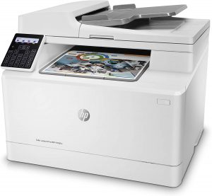 imprimante professionnelle 3. HP Color Laserjet Pro MFP M183fw avis