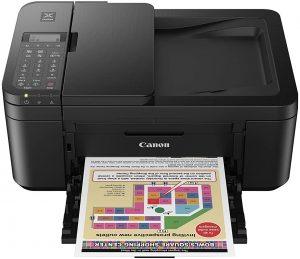 imprimante wifi 1. Canon PIXMA TR4550 avis