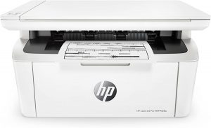 imprimante multifonctions 2. HP Laser Jet Pro MFPM28a avis