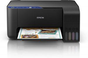imprimante sans cartouche 1. Epson EcoTank ET-2711 avis