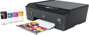 imprimante sans cartouche 5. HP Smart Tank Plus 555 All-in-One avis
