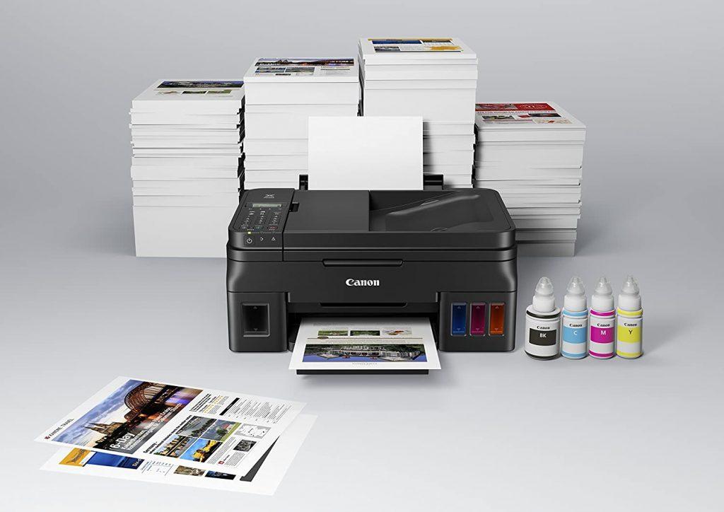 meilleure imprimante sans cartouche